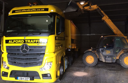 Our Bulk Haulage Service